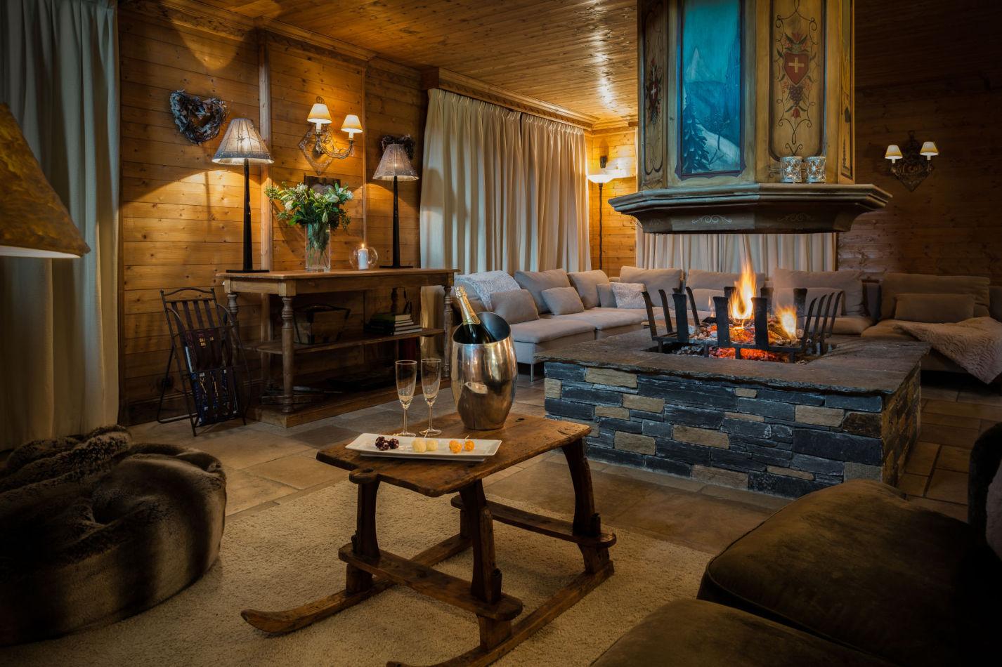 chalet-hermine-living-room