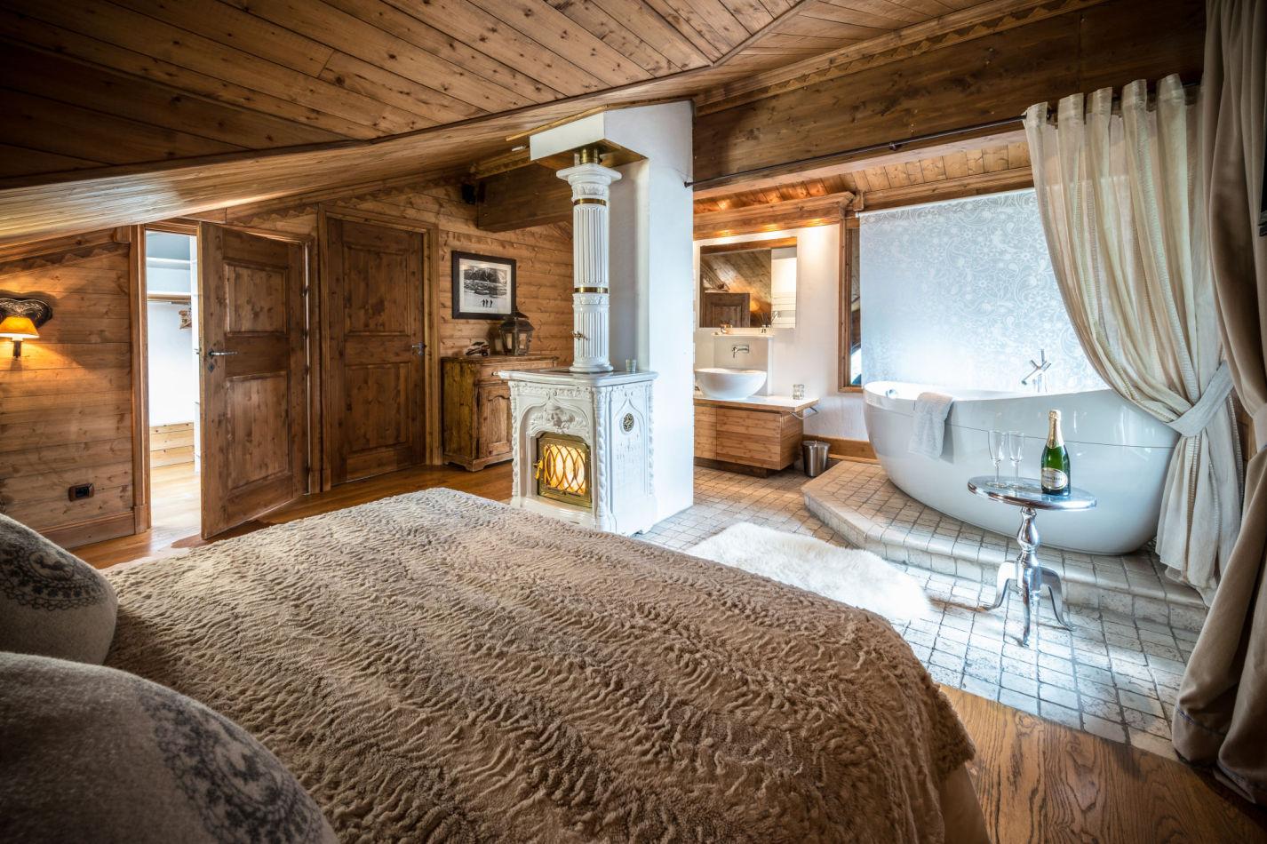 chalet-hermine-master-bedroom