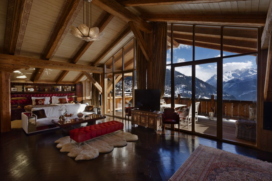 chalet-truffe-blanche-bedroom-views-2