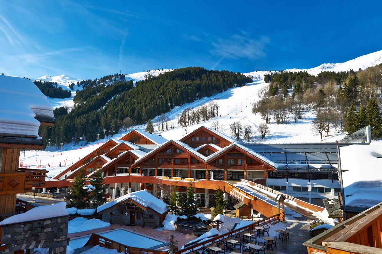 Luxury Ski Chalets   Finest Holidays   French Alps