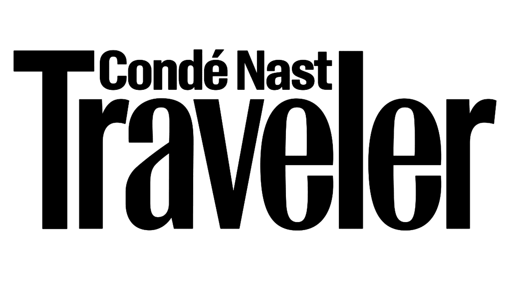 Featured in Conde Nast traveler