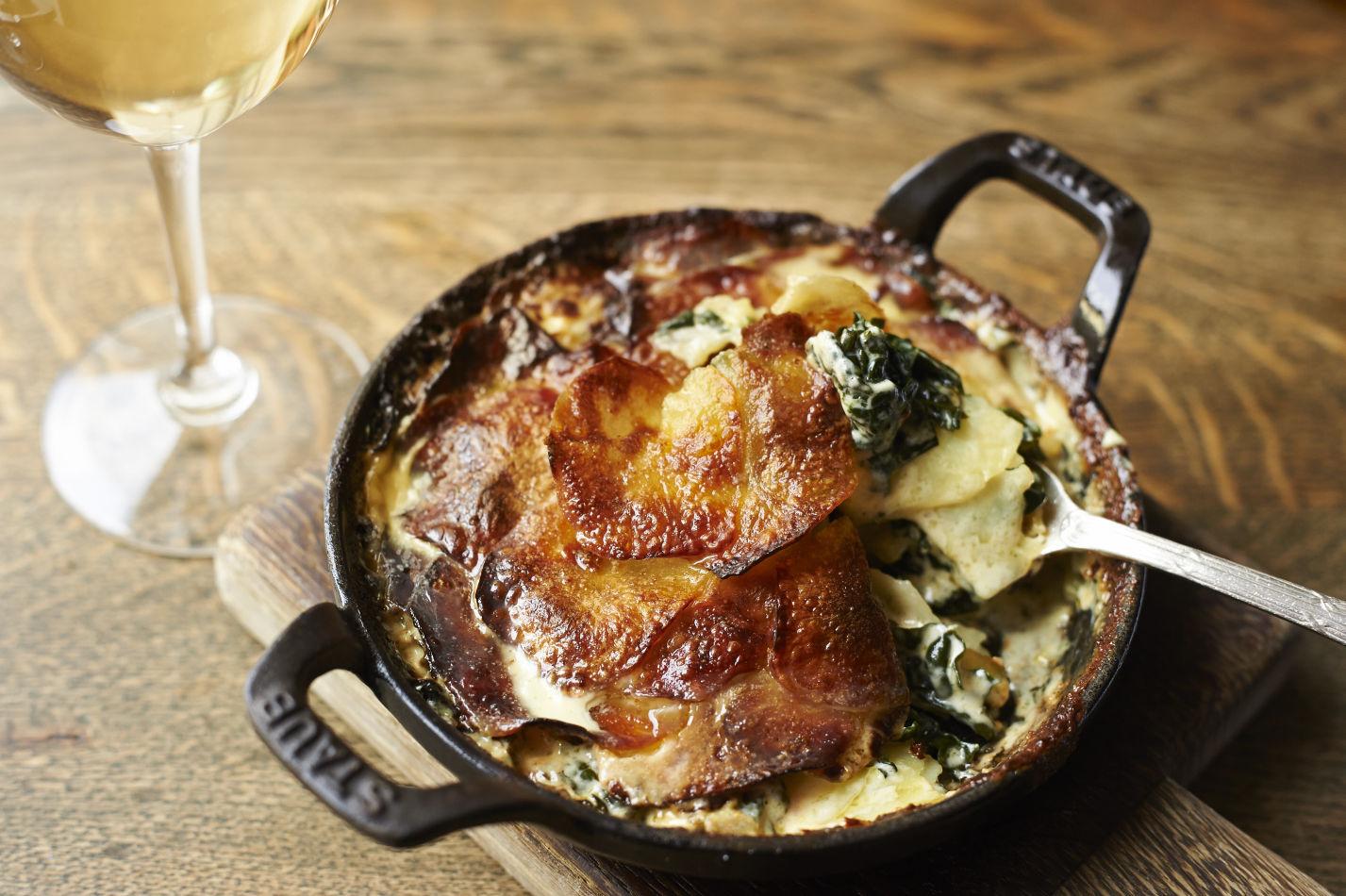 cucina-angelina-gratin-celeriac-swiss-chard-potato-fontina