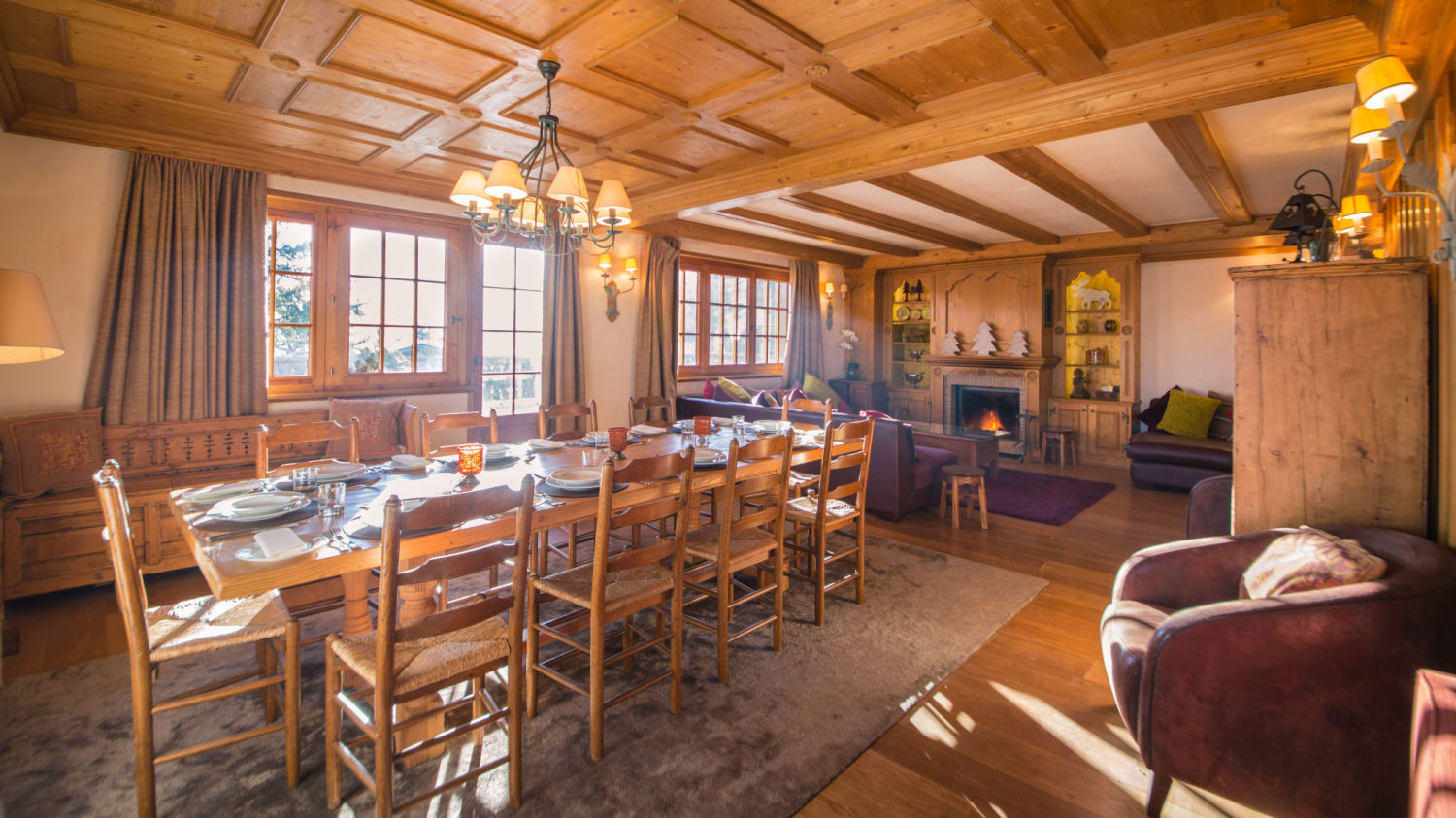 chalet-maisonnee-a-dining-day