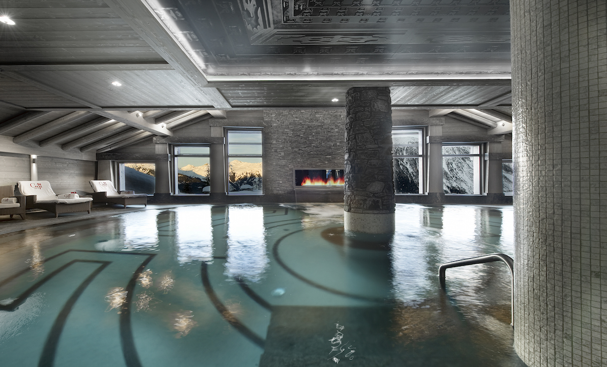 Hotel le K2 Altitude *****, Luxury Ski Hotel from Camel Snow