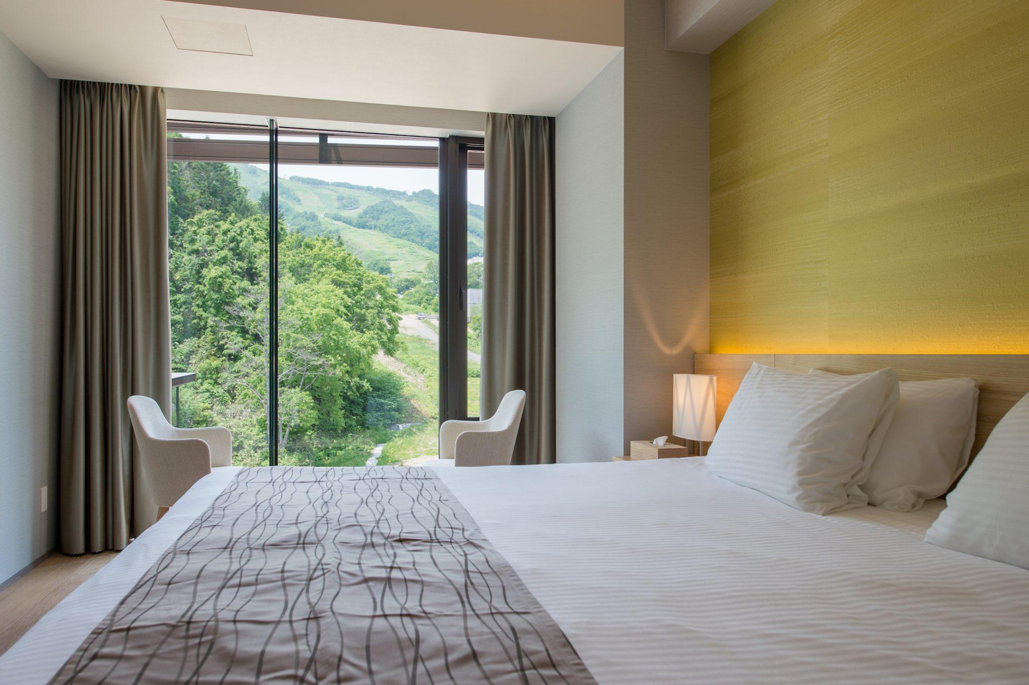 aya-niseko-2-bedroom-resort-view-summer-4