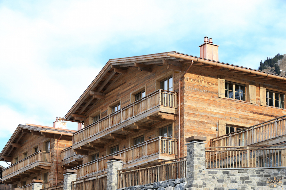 Severin's Alpine Retreat luxury chalet in Lech, Austria